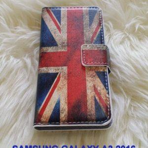 Samsung Galaxy A3 2017 suojakuoret UK lippu