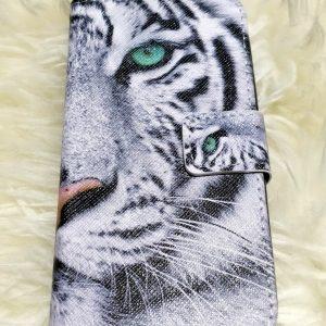 Samsung Galaxy A10 suojakuoret Valkoinen tiikeri