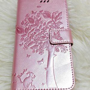 Samsung Galaxy A10 suojakuoret Ruusukulta Puu