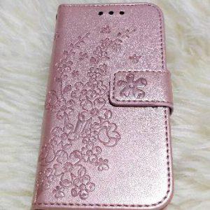 Samsung Galaxy A10 Ruusukulta kukkaset