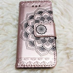 iPhone 5S SE suojakuoret Ruusukulta Mandala